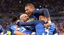 "Der Sport-Tag: DFB-Test: ""Deutschland bekommt Mbappé zu spüren"""