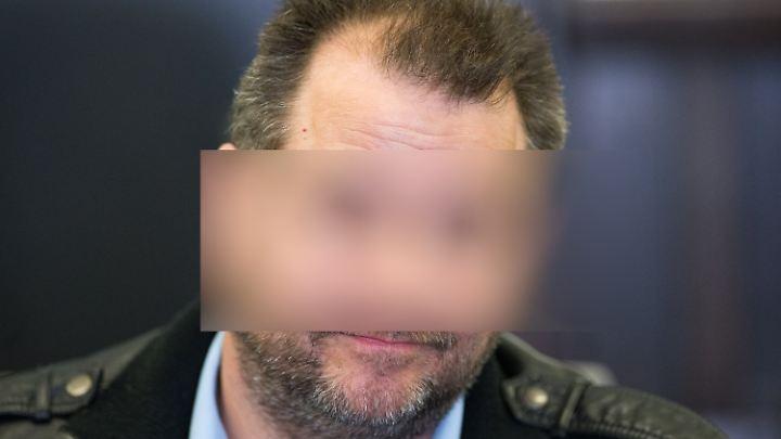 Der Angeklagte Wilfried W.