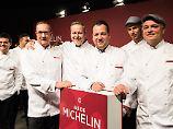 Höhenflug der Spitzenküche: Michelin vergibt Sterne an 300 Restaurants