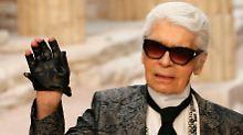 """AfD & """"Eine Million Erzfeinde"""": Karl Lagerfeld ist """"immer noch wütend"""""""