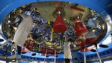 Bis hinter den Mond und zurück: Bremen baut Europas modernstes Raumschiff