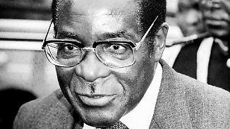 Mugabes Aufstieg und Sturz: Der Diktator tritt ab - Lage ist desolat