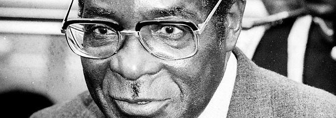 Mugabes Aufstieg und Sturz: Die Lage in Simbabwe ist desolat