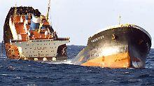 """15 Jahre nach """"Prestige""""-Ölpest: Spanien erhält Milliarden-Entschädigung"""