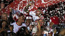 Qualifikation für Russland 2018: Peru löst das letzte WM-Ticket