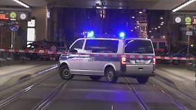 Am Hauptbahnhof in Erfurt: Polizei schießt auf flüchtige Verdächtige