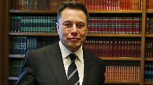 Armer reicher Mann: Elon Musk hat Liebeskummer