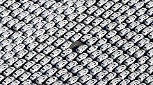 Weniger Diesel, mehr Elektro: Neuwagen-Verkauf steigt spürbar