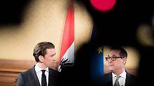Die rechten Gefährten für Kurz?: Wer da in Österreich mitregieren soll