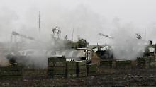 Gefangenenaustausch mit Kiew: Putin telefoniert mit Separatistenführern