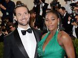 Hochzeit in New Orleans: Serena Williams heiratet Internetmillionär