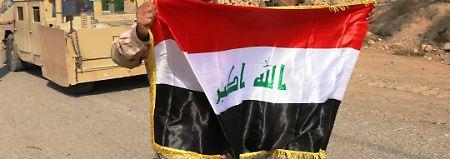 Unterstützung für den IS: Deutsche im Irak zum Tode verurteilt