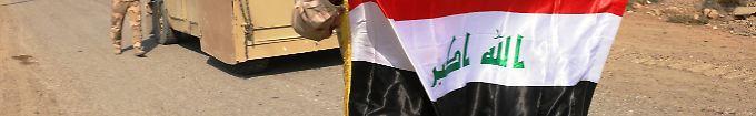 Der Tag: Irakische Armee entdeckt Jesiden-Massengrab