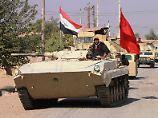 """""""Ganz Rawa befreit"""": Irak vertreibt IS aus letzter Stadt"""