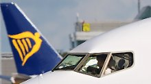 Brief an Konzernspitze: Ryanair-Piloten verlangen Tarifverträge