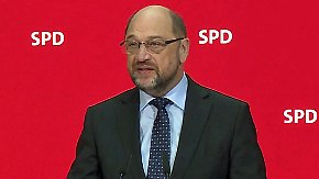 """Schulz attackiert Jamaika-Sondierer: """"Menschen wenden sich von der Demokratie ab"""""""