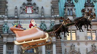 Dortmund protzt, Passau irritiert: Innenstädte funkeln schon im Weihnachtsglanz