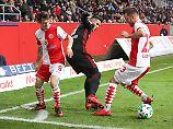 Wieder keine Punkte: Damit fällt Fortuna Düsseldorf auf Tabellenplatz zwei zurück.