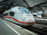 Fliegen ist teurer: Deutsche Bahn profitiert von Air-Berlin-Pleite
