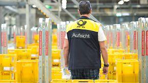Laxes Kontrollsystem, erfundene Briefe: Betrüger ergaunern Millionen von der Deutschen Post