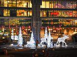 Schwedische Hauptstadt leuchtet: Stockholm zelebriert den Weihnachtszauber