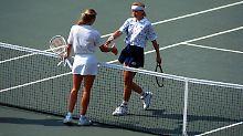 Der Sport-Tag: Wimbledon-Siegerin Novotna mit 49 Jahren verstorben