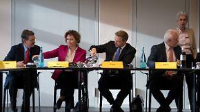 Das war der Morgen bei n-tv: FDP erklärt Jamaika-Gespräche für beendet