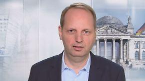 """CDU-Abgeordneter Heilmann: """"Neuwahlen wären nicht im Sinne des Grundgesetzes"""""""