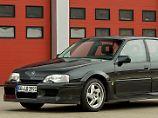Der Lotus Opel Omega von 1990 verzückte vor allem die PS verliebten Geschwindigkeits-Junkies.