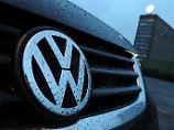 Anstieg um mehr als 25 Prozent: VW peilt stärkeres Umsatzwachstum an