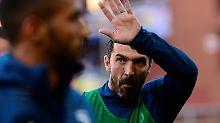 Der Sport-Tag: Italien-Legende Buffon nennt Termin für Karriereende