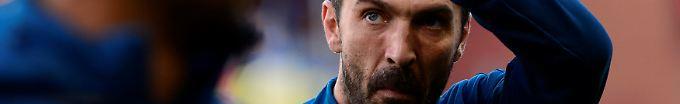 Der Sport-Tag: 19:27 Italien-Legende Buffon nennt Termin für Karriereende