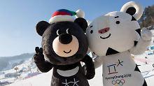 Bleibt die Lage stabil?: Die Angst der Athleten vor Olympia