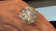 Fette Klunker bei Sotheby's: Zwei Ausnahme-Diamantringe kommen unter den Hammer