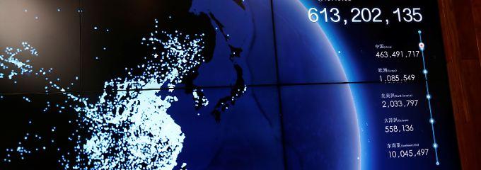 Tencent überholt US-Unternehmen: China-Riese ist mehr wert als Facebook