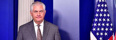 US-Außenminister soll wissentlich gegen ein Gesetz verstoßen haben - das behaupten Mitarbeiter seines Ministeriums.