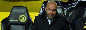 Für Bosz wird's ungemütlich: Der BVB verbockt es auch gegen Tottenham