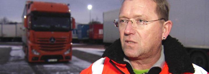 n-tv Dokumentation: Laster auf der Autobahn - Tickende Zeitbomben unterwegs