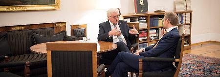 Vorwürfe an Grüne und Merkel: Lindner lehnt neue Jamaika-Gespräche ab