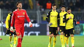 Nach Champions-League-K.-o.: BVB muss beim Derby gegen Schalke die Kurve kriegen