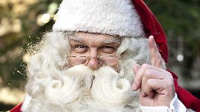 Vorbei mit dem Weihnachtszauber?: New Yorker Kaufhaus vergibt Termine bei Santa Claus