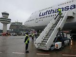 Lufthansa schafft Kapazitäten: Innerdeutscher Jumbo-Einsatz verlängert