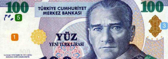 """Die Commerzbank sieht die """"Stunde der Wahrheit für die Lira"""" am 24. Juli um 13.00 Uhr schlagen. Denn dann steht die nächste Zinsentscheidung der Zentralbank an."""