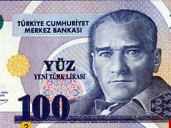 Fitch äußert sich besorgt: Türkische Lira setzt Talfahrt fort