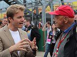 Der Sport-Tag: Rosberg wird Formel-1-Experte bei RTL