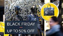 Rabattschlacht in Deutschland: Das Milliardengeschäft am Black Friday