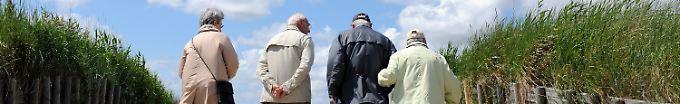 Der Tag: 18:00 Deutsche haben kürzere Lebenserwartung als Italiener