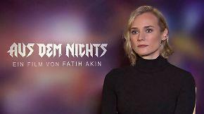 """Diane Kruger über """"Aus dem Nichts"""": """"Ich konnte ein paar Monate hinterher nicht arbeiten"""""""