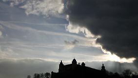 Letzte Sonne im Südosten: Freitag kündigt Wetterumschwung an