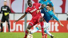 Effzeh ringt Arsenal nieder: Europa League als Kölner Reha-Zentrum